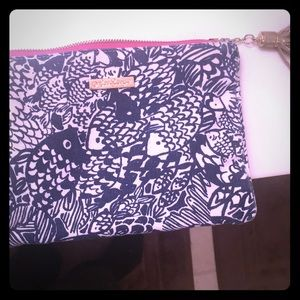 Lily for Target make up pouch